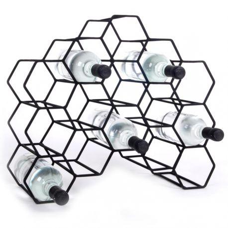 Design kitchen bottle rack