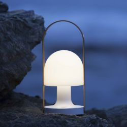 lampe extérieur rechargeable led