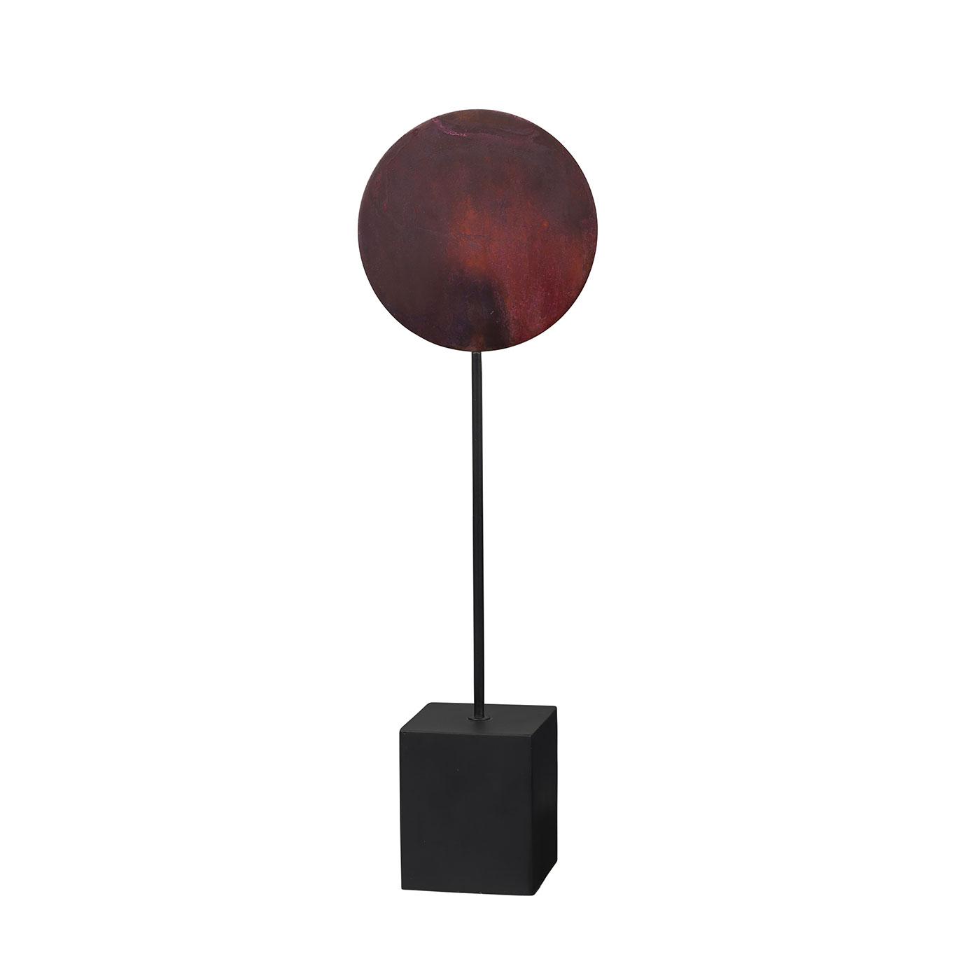 Objet décoratif Asle Broste Copenhagen Version - Rouge patiné