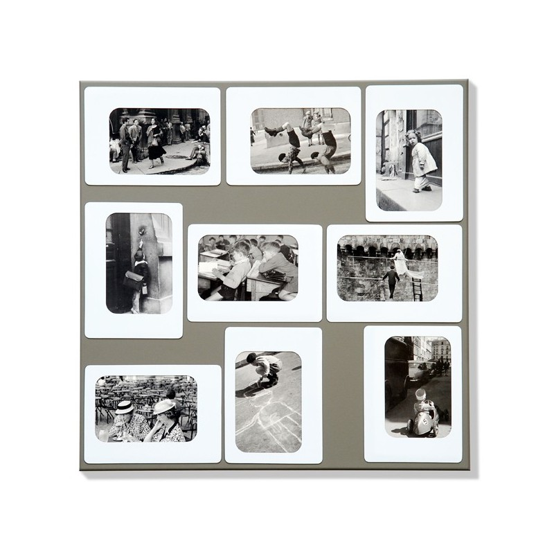 Pele mele photos et porte photos arbre pure deco - Porte photo pele mele ...