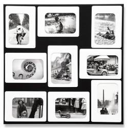 M9 Black&White Magnetic Photo-Frame