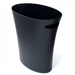 Corbeille à papier Skinny Noire