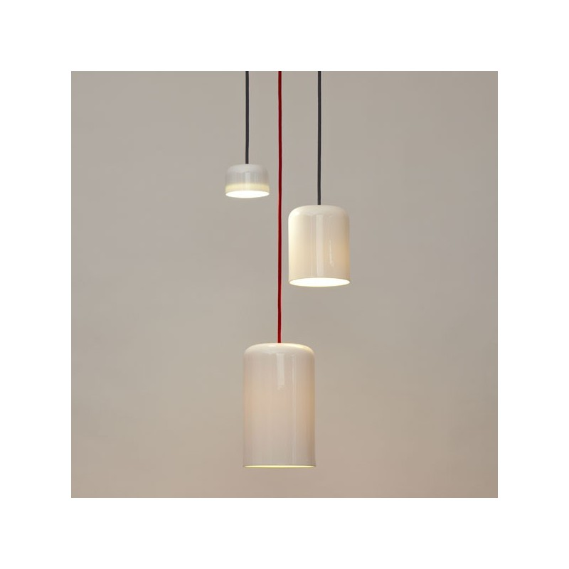 Suspension eclairage suspensions design josiah blanches - Suspension salon design ...