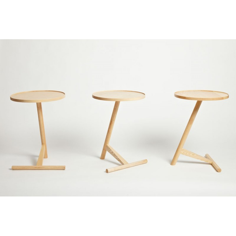 Table basse table d 39 appoint en bois calvo chez pure deco - Tables d appoint design ...