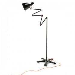 lampadaire noir Mirobolite