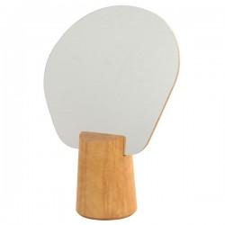 Miroir Ping Pong Reine Mère
