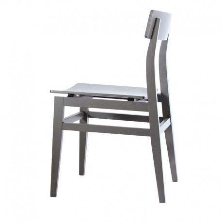 Chaise en hêtre Patio par Zilio