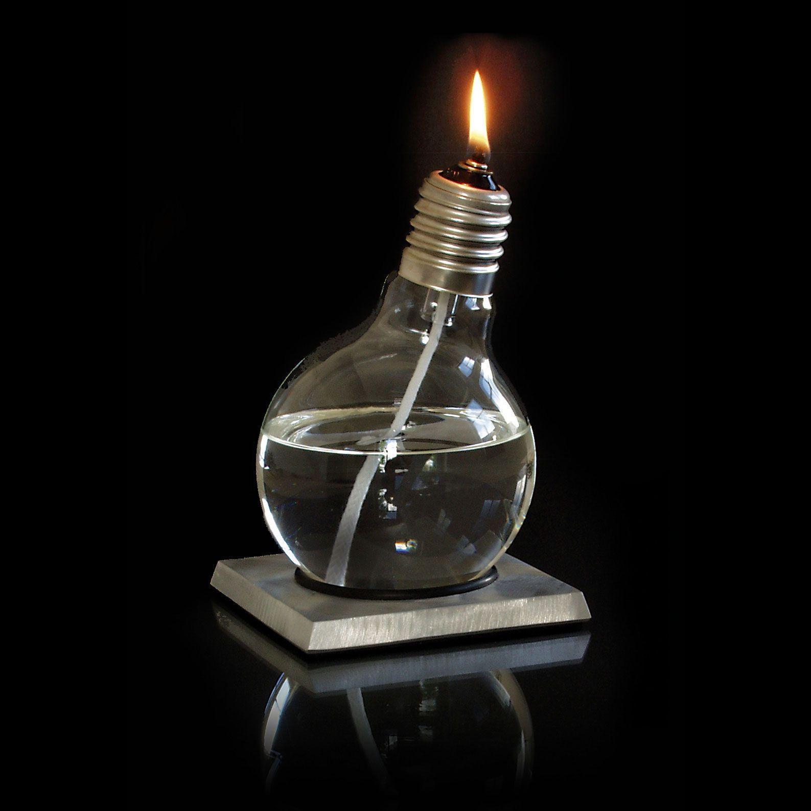 lampe à huile image