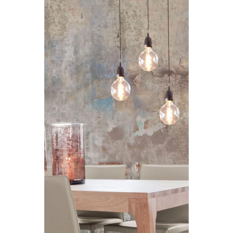 Ampoule d corative filament ampoule globe nud collection for Suspension grosse ampoule