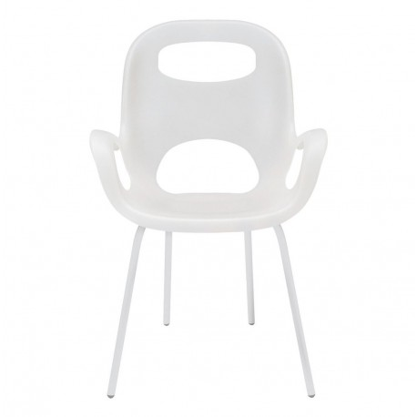 Fauteuil blanc Oh Chair