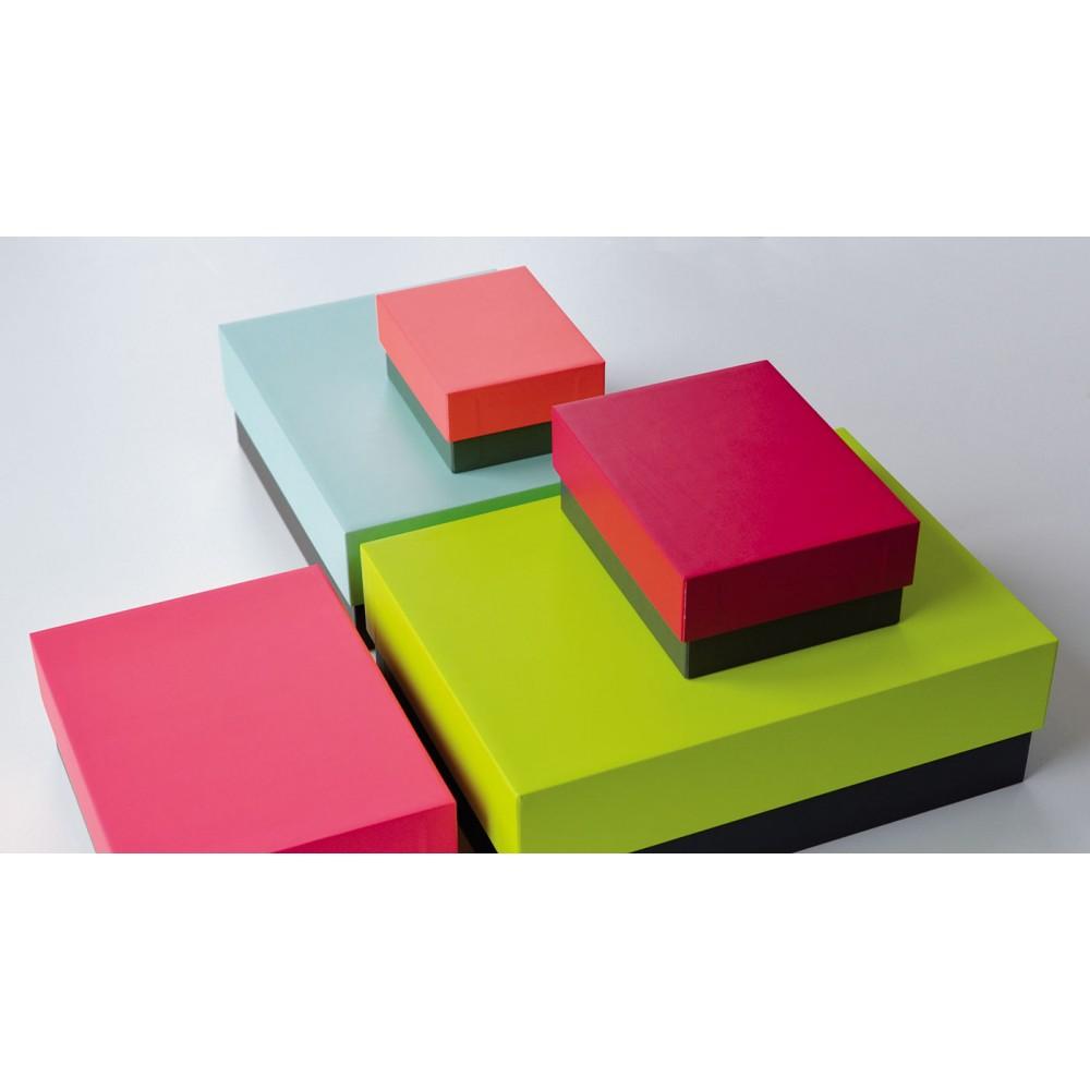 boites de rangement multicolores remember chez pure deco. Black Bedroom Furniture Sets. Home Design Ideas