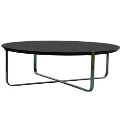 C1 black design coffee table