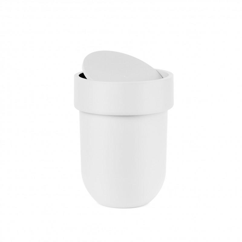 Poubelle de salle de bain design poubelle touch par umbra - Poubelle de salle de bain design ...