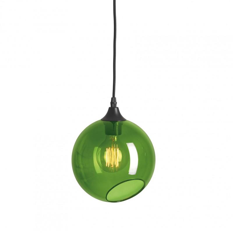 Colorful Transparent Glass Design Pendant Light Ballroom