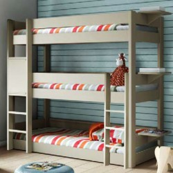 Triple bunk bed Dominique