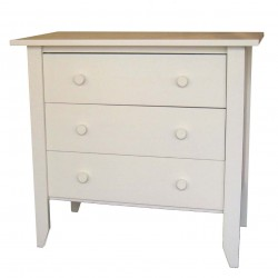 Chest of drawers Lime tree