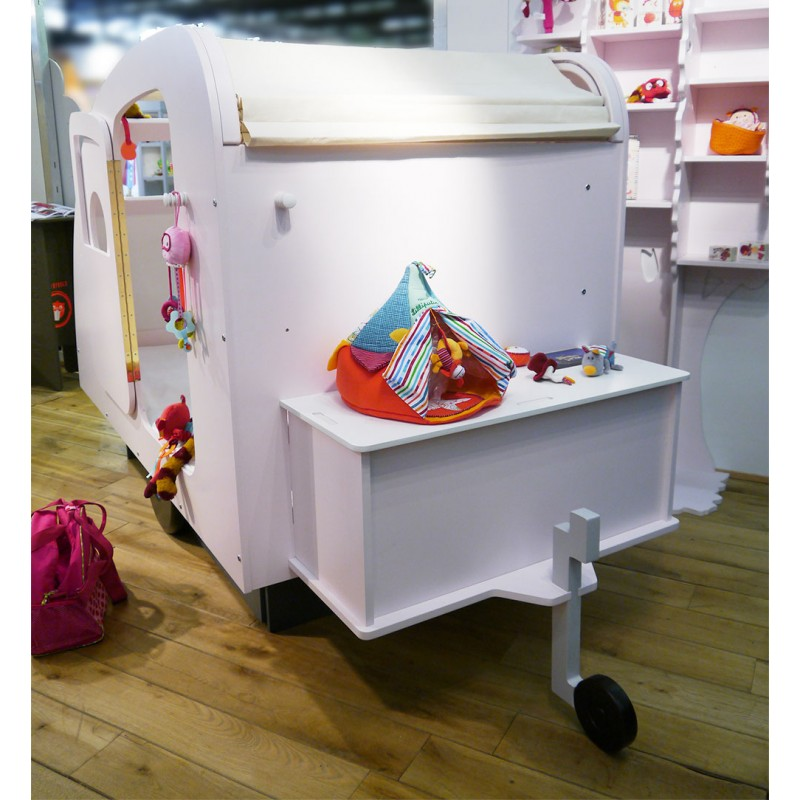 lit caravane mathy by bols lit original pour enfant chez. Black Bedroom Furniture Sets. Home Design Ideas