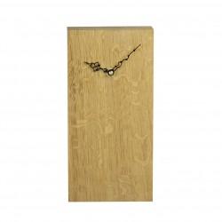 Wooden Click-Clock clock by Reine Mère