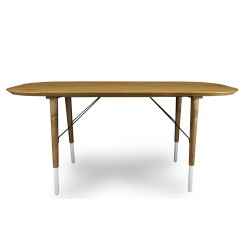 Dining table Hepburn by Stéphane Clivier for Reine Mère