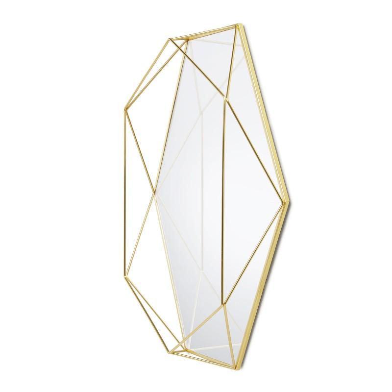 Miroir cadre dor original miroir ovale g om trique for Miroir notre monde