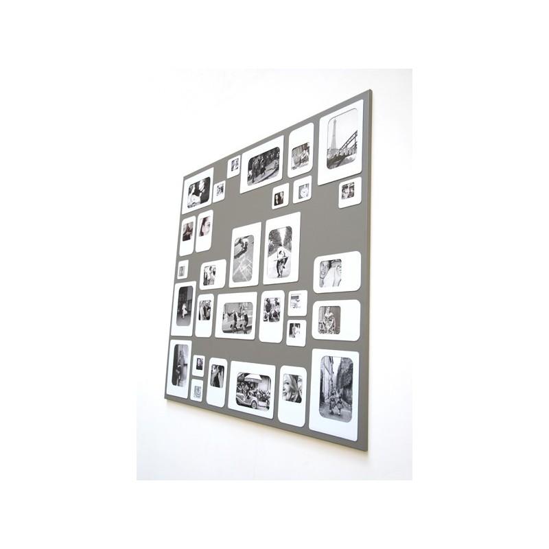 pele mele photo pele mele gris par presse citron. Black Bedroom Furniture Sets. Home Design Ideas