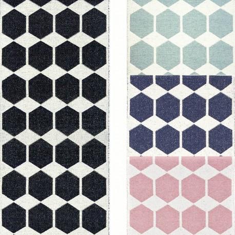 tapis de couloir anna tapis r versible en pvc par brita. Black Bedroom Furniture Sets. Home Design Ideas