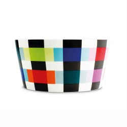 Bol en porcelaine Remember Colour Caro