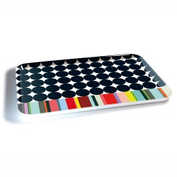 Tray meal Scoop