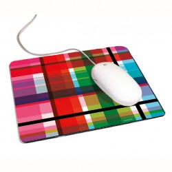 Mouse pad zig zag patterns