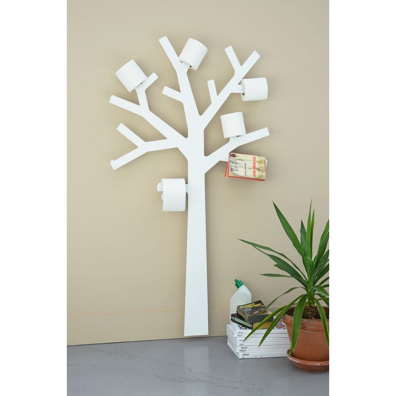 arbre papier wc support papier toilette design presse citron. Black Bedroom Furniture Sets. Home Design Ideas