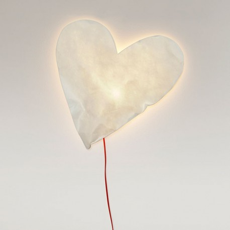 Applique murale coeur par Raumgestalt