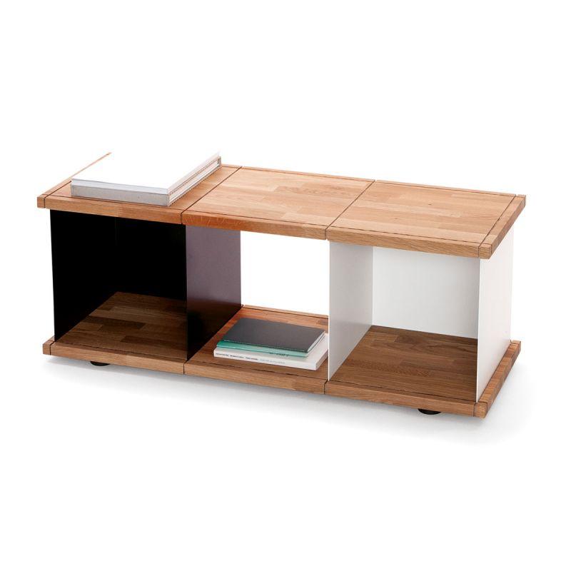 etag re basse design m tal et bois yu etagere konstantin slawinski chez pure deco. Black Bedroom Furniture Sets. Home Design Ideas