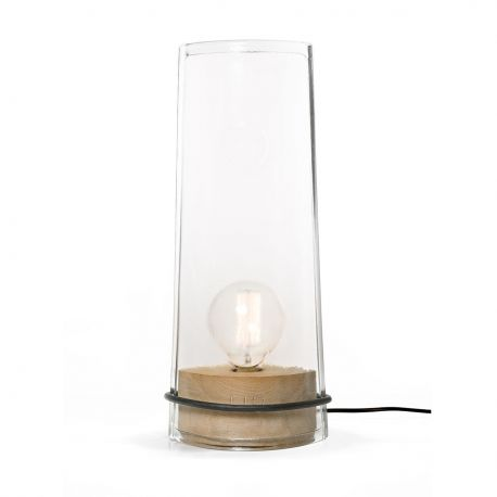 lampe a poser verre 116 5 Nouveau Lampe Verre Iqt4