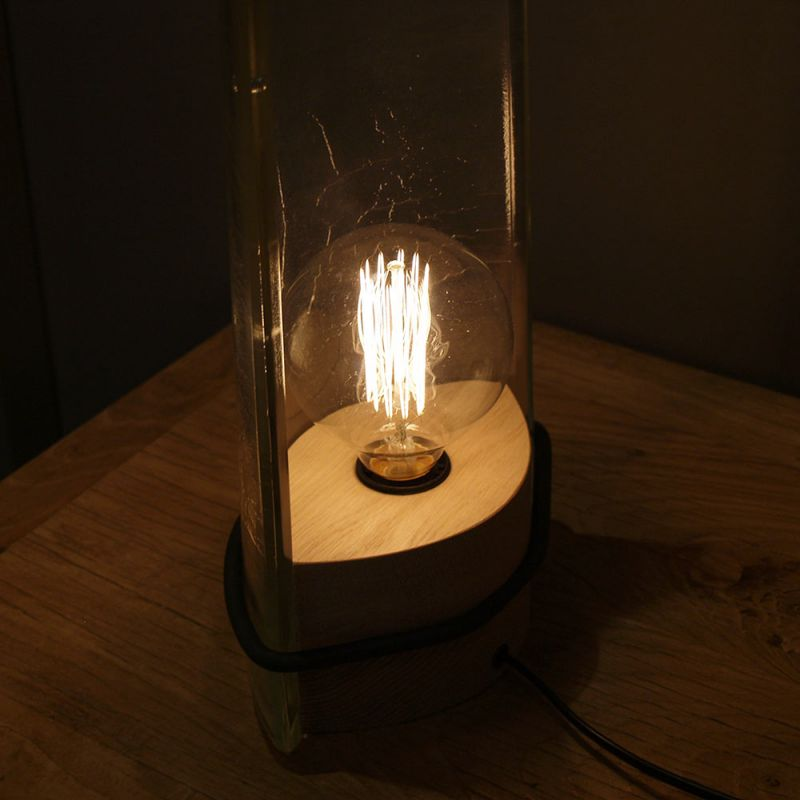 Table Lamp 116 By Raumgestalt Glass Tile Lamp