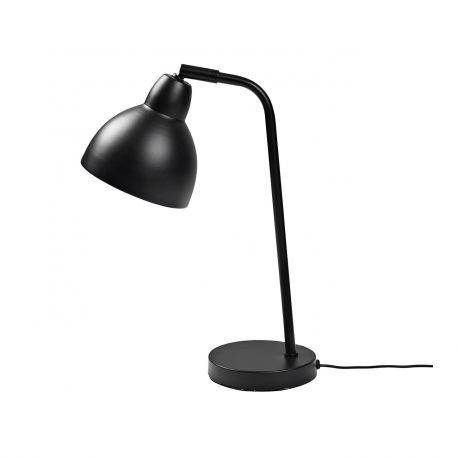 Lampe de bureau noire Broste Copehagen Cinna