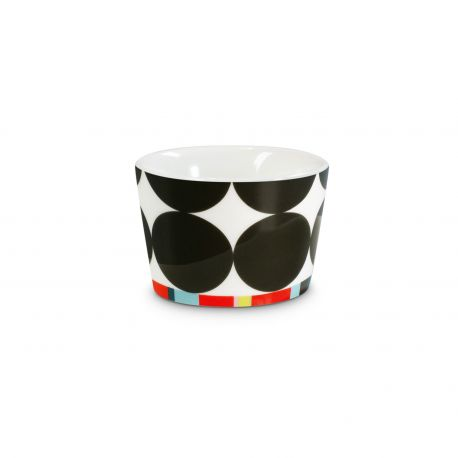 Coquetier en porcelaine Scoop Remember