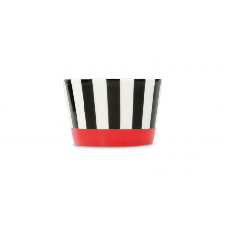 Coquetier Black Stripes Remember