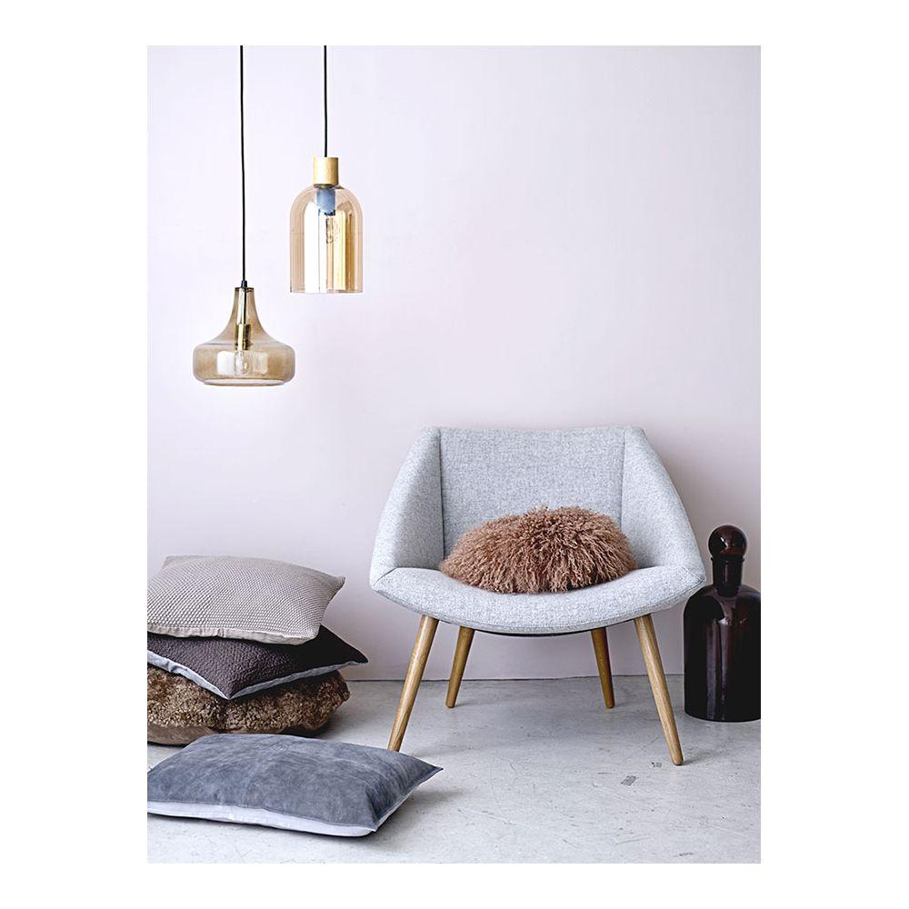 suspension en verre fum goutte design bloomingville. Black Bedroom Furniture Sets. Home Design Ideas