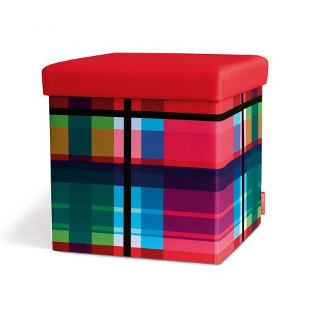 pouf Zigzag Remember