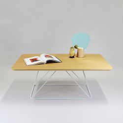 Ruby Coffee table Reine Mere