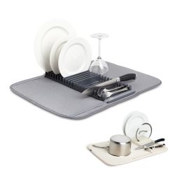 Udry folding dish rack Umbra