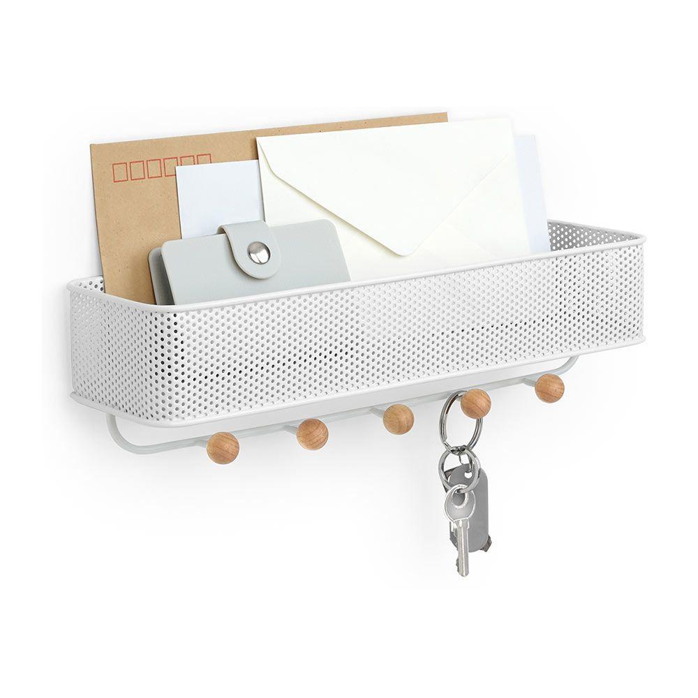 porte cl s mural vide poches mural design estique umbra. Black Bedroom Furniture Sets. Home Design Ideas