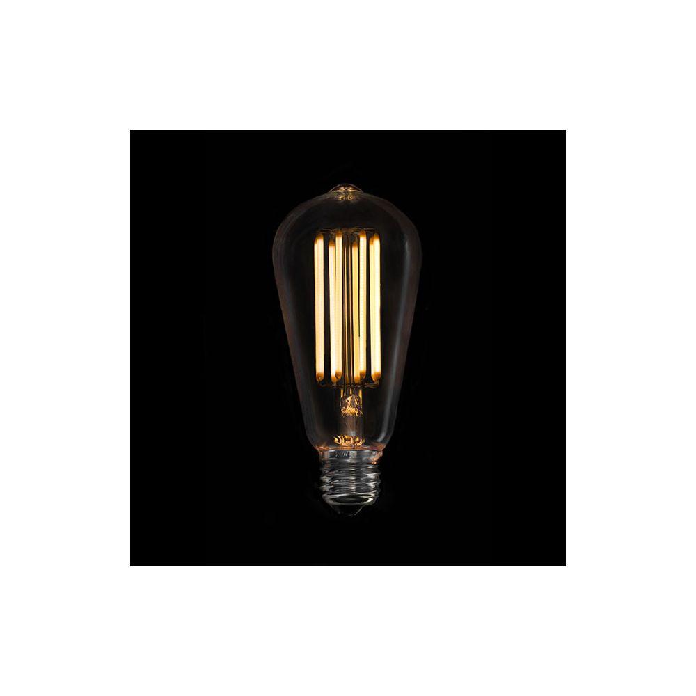 ampoule led vintage ampoule edison filament led droit. Black Bedroom Furniture Sets. Home Design Ideas