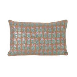 Pineapple rectangular cushion Ferm Living