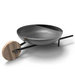 Barbecue Brasero design