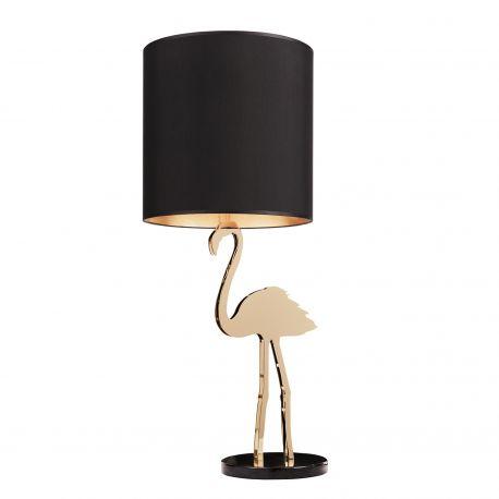 Lampe design Flamant rose