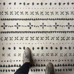 Berber rug edito