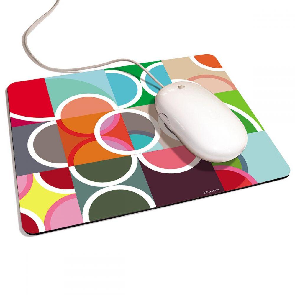 tapis de souris design circus remember chez pure deco. Black Bedroom Furniture Sets. Home Design Ideas