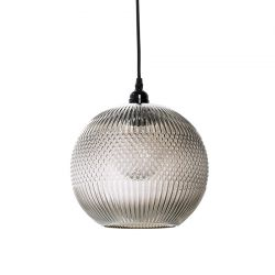 Suspension en verre design Bloomingville