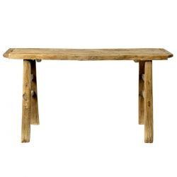 Wood dining table Bloomingville